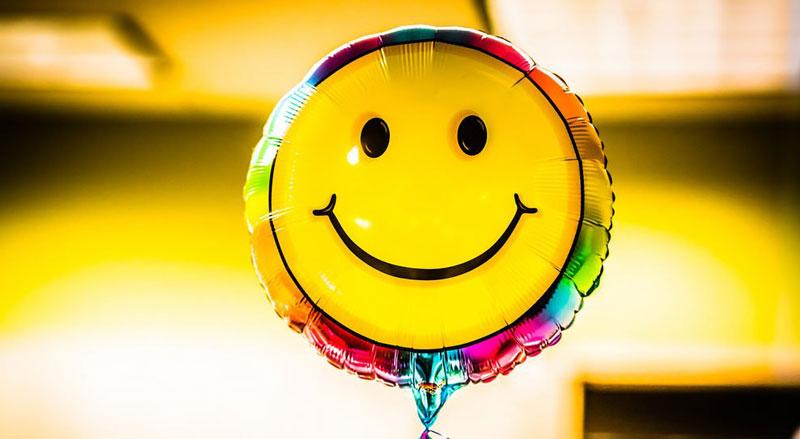 شاد بودن شادی کردن