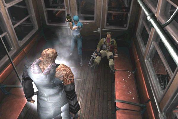 Resident-evil3 راهنمای بازی