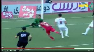 اشتباه دوم محسن فروزان در بازی با سپید رود رشتاشتباه دوم محسن فروزان در بازی با سپید رود رشت