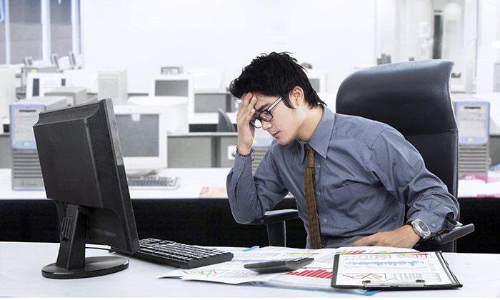 خستگی بعد از تعطیلات در محیط کار