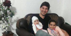 مجتبی زارعی هوادار پرسپولیس فوت شده در بازی پرسپولیس سپاهان