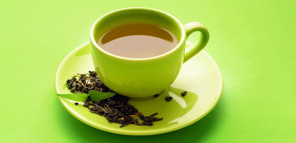 چای سبز اکسیر جوانی