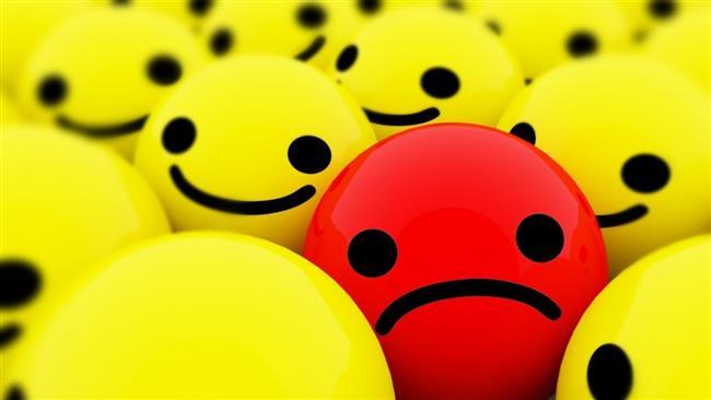 افسردگی و ناراحتی