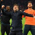 دومین بازگشت تاریخی لیگ قهرمانان اروپا: تاتنهام ۳ آژاکس ۲