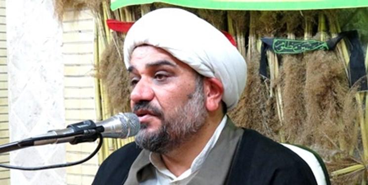 حجت الاسلام محمد خرسند امام جمعه کازرون