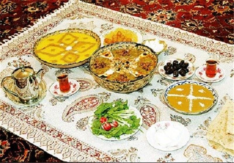 رژیم غذایی ماه رمضان 7