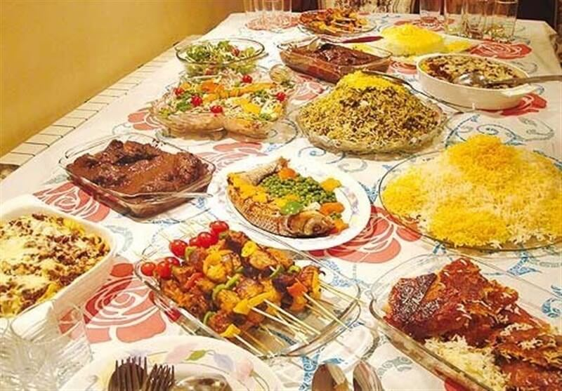 رژیم غذایی ماه رمضان 8