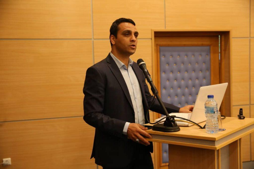 فتاحی رئیس کمیته داوران