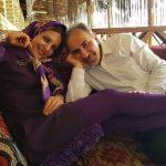 محمد علی نجفی و میترا استاد میترا نجفی