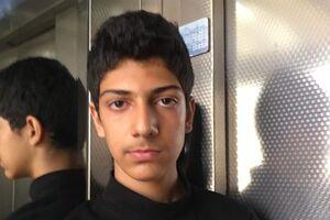 پسر میترا استاد درباره دست بزن محمد علی نجفی گفت