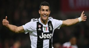 کریستیانو رونالدو بهترین بازیکن سری آ
