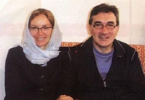 برانکو و همسرش