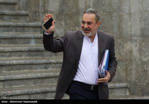 بطحایی وزیر آموزش و پرورش استعفا