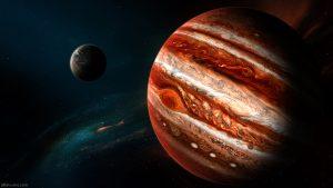 بهترین زمان دیدن سیاره مشتری
