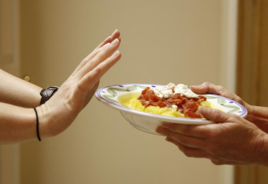 تغذیه اشتباه غذای غیر مفید