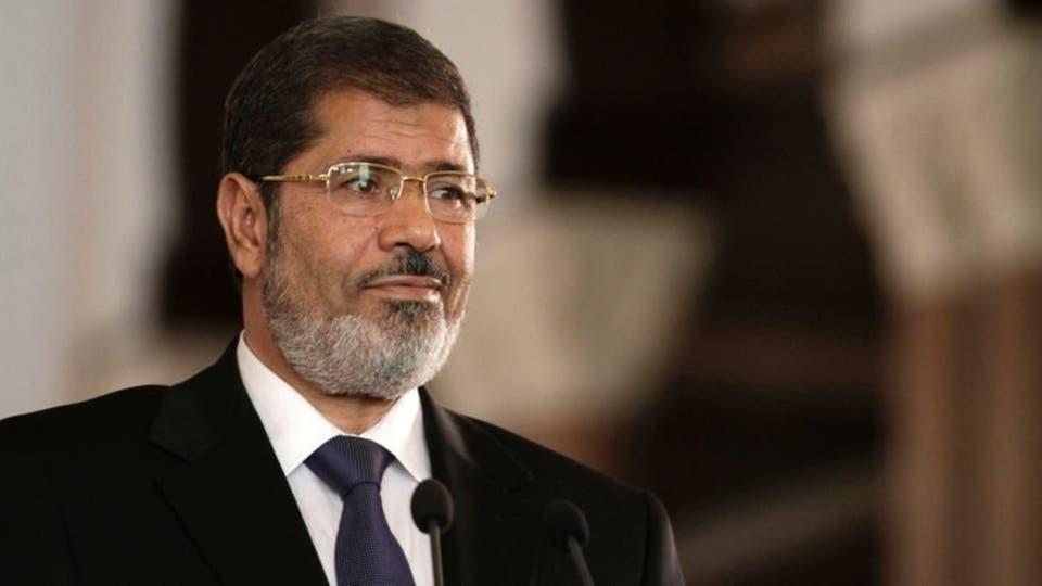 رئیس جمهور برکنار شده مصر محمد مرسی