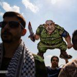 بازتاب راهپیمایی باشکوه روز قدس در رسانه های جهان + تصاویر