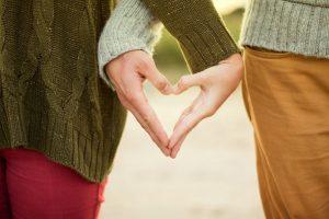 عشق و آرامش در زندگی زناشویی