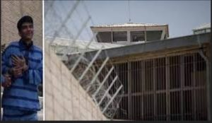 علیرضا شیر محمد علی در زندان