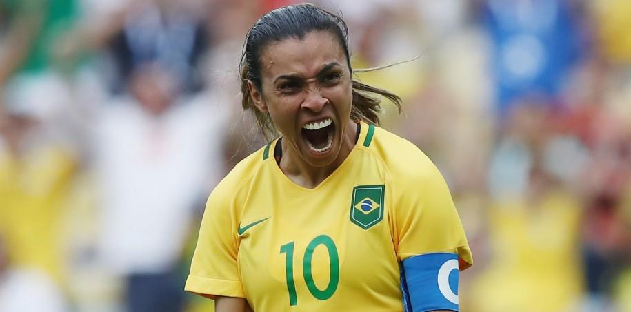 مارتا بهترین گلزن جام جهانی