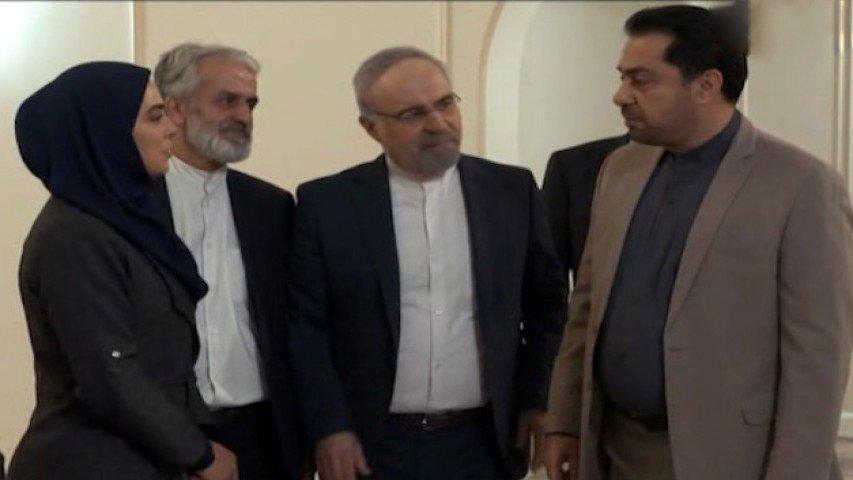 محمد جواد ظریف در سریال گاندو
