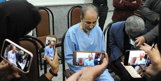 محمد علی نجفی خبرنگاران