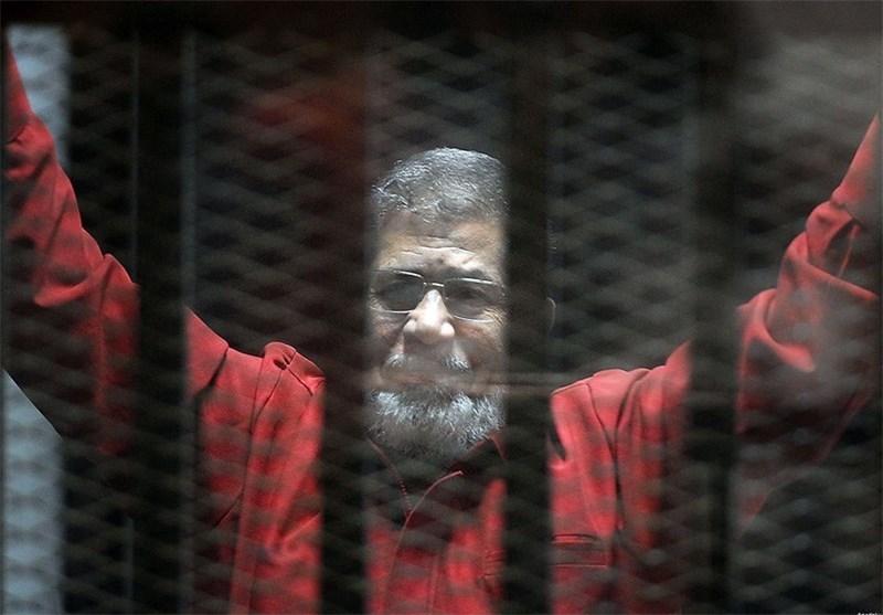 محمد مرسی درگذشت