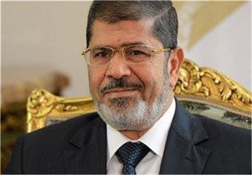 محمد مرسی رئیس جمهور برکنار شده مصر