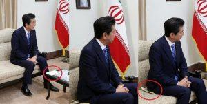 نامه ترامپ و نخست وزیر ژاپن
