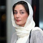 هدیه تهرانی برنده جایزه جشنواره فیلم Imagineindia شد! + عکس