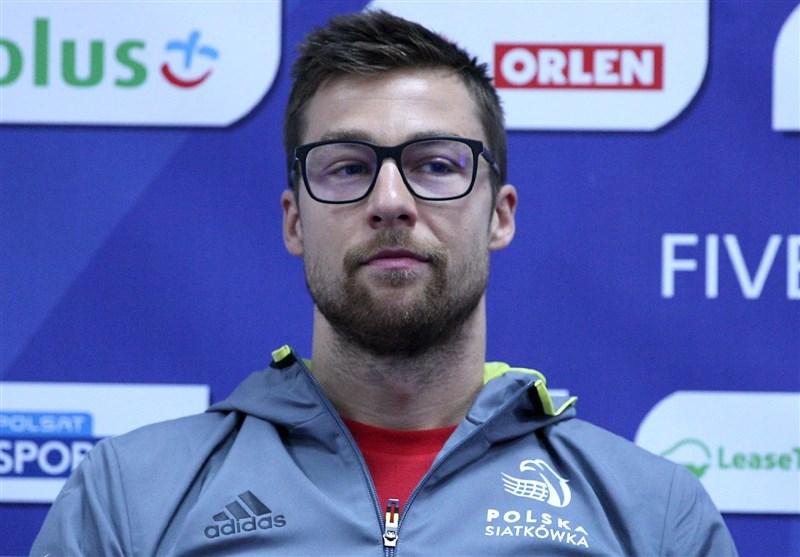 کاپیتان تیم ملی والیبال لهستان