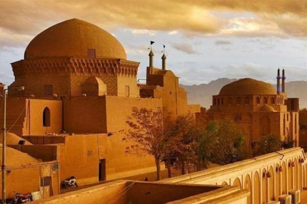 استان یزد شهر تاریخی یزد