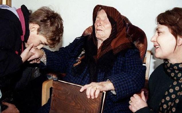 بابا وانگا پیشگوی نابینای بلغاری