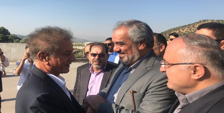 بازگشت استاد مظهر خالقی به ایران
