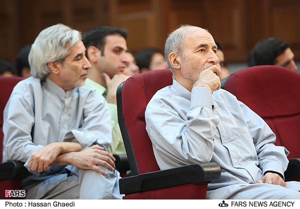 بهزاد نبوی در دادگاه فتنه 88