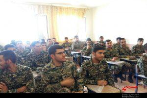 تحصیل در دوران سربازی