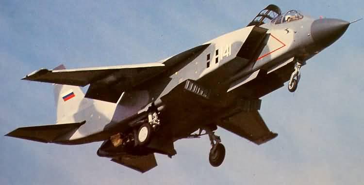 جنگنده عمود پرواز