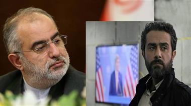 حسام الدین آشنا و سریال گاندو