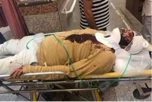 حمله خونین به طلبه جوان در مشکین شهر کرج