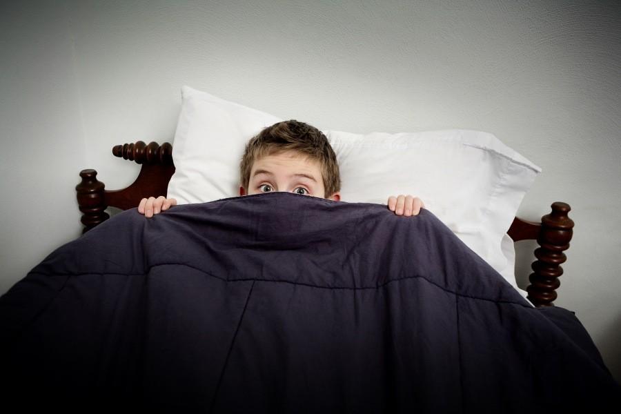 خواب ترسناک