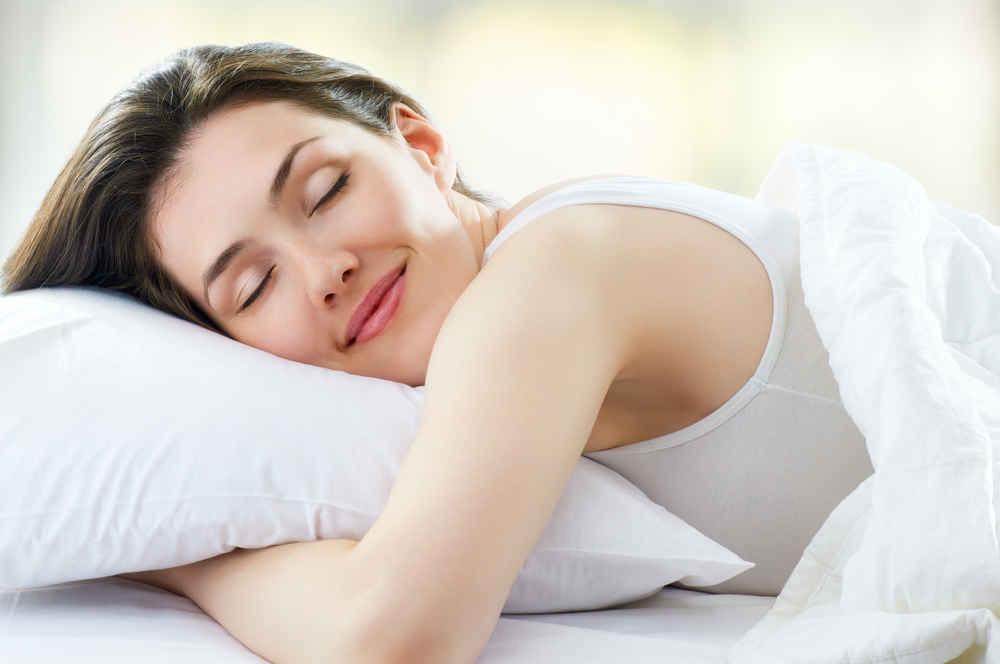 خواب راحت relax sleeping