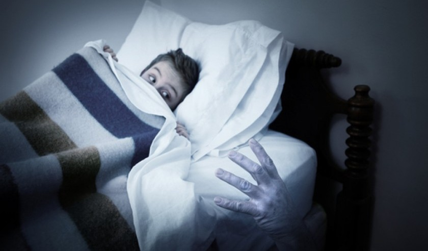 خواب rem کابوس و خواب ترسناک