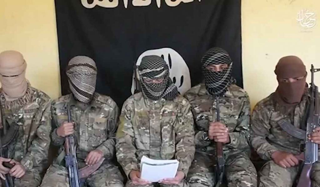 داعش ایران را تهدید کرد