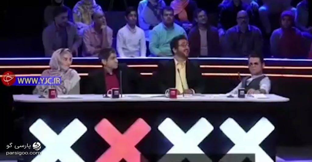 داوران و حضار عصر جدید در مجموعه تلویزیونی طنز ناخونک