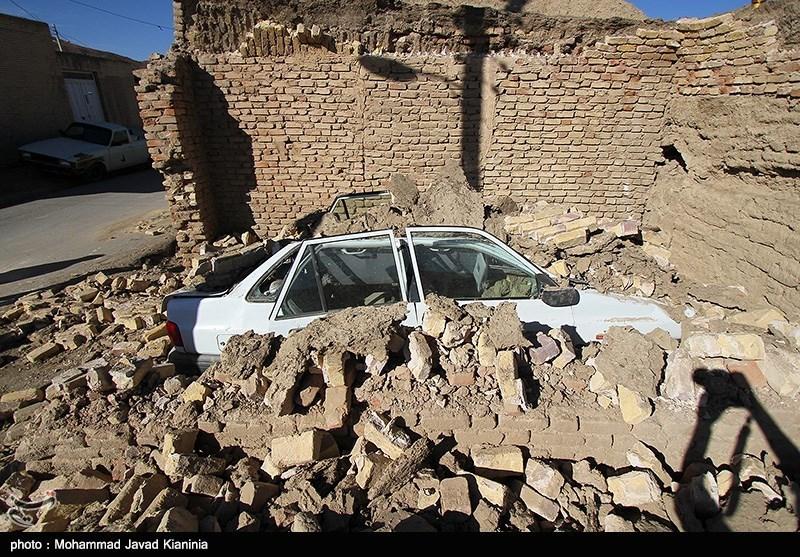 زلزله در خوزستان