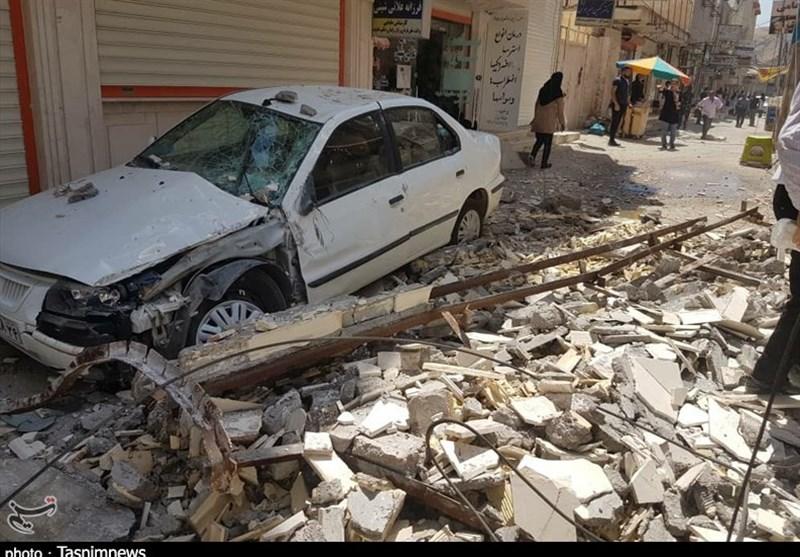 زلزله ۵ ریشتری خوزستان