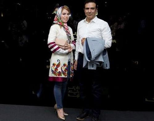 مزدک میرزایی و همسرش از ایران رفتند