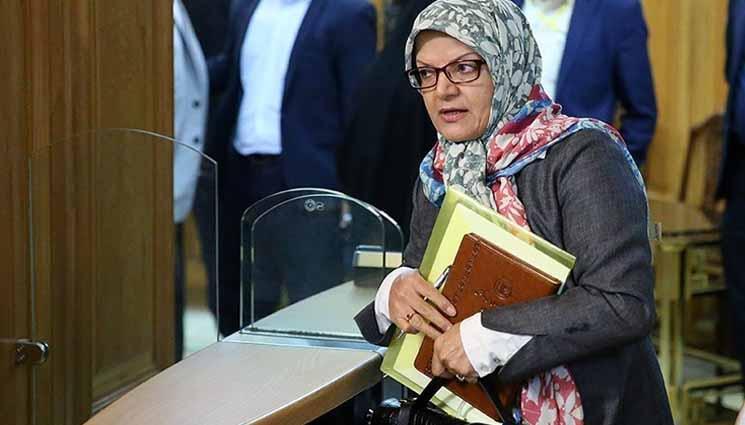 ناهید خداکرمی عضو شورای شهر تهران
