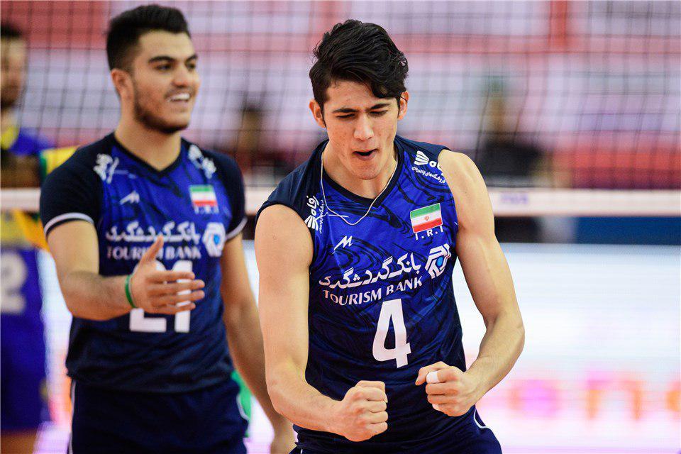 والیبال جوانان بر بام جهان؛ ایران قهرمان شد!