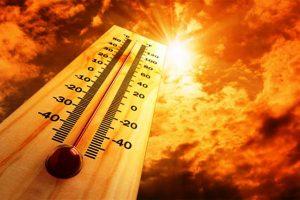 گرما گرمای هوا حرارت تابستان افزایش دما